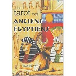 LE TAROT DES ANCIENS EGYPTIENS - CLIVE BARRETT