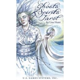 GHOSTS AND SPIRITS TAROT - LISA HUNT