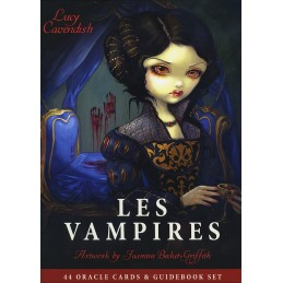 L'ORACLE DES VAMPIRES - LUCY CAVENDISH ET JASMINE BECKET-GRIFFITH