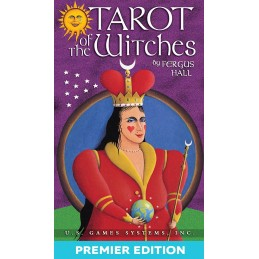 TAROT OF THE WITCHES - PREMIERE EDITION - FERGUS HALL