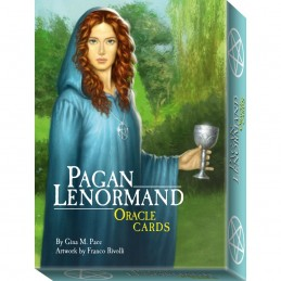 Pagan Lenormand - Oracle Païen Lenormand - Coffret