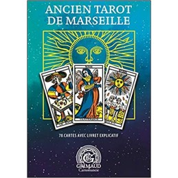 MINI Tarot de Marseille -...