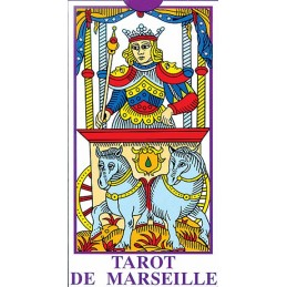 TAROT DE MARSEILLE  JODOROWSKY