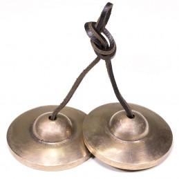 Cymbales lisses son optimum...