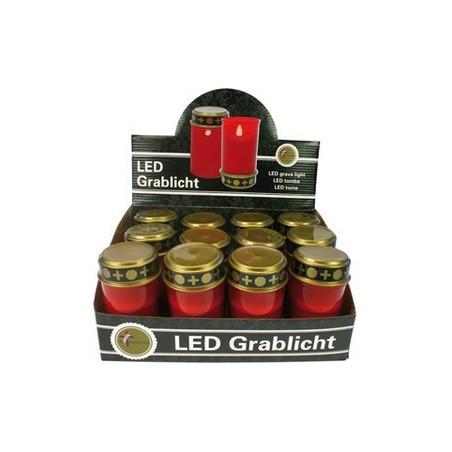 BOUGIE ELECTRIQUE A LED 12 CM