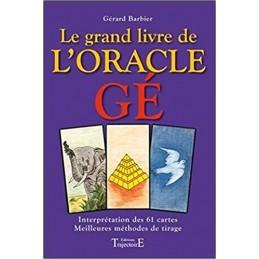 ORACLE GE LE GRAND LIVRE -...
