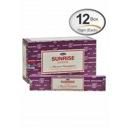 BOX SUNRISE DE SATYA BOITE...