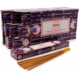 BOX REIKI DE SATYA 15 GR X 12