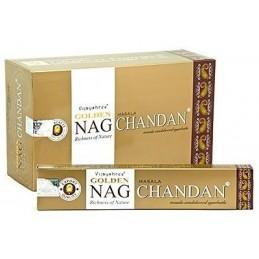 BOX Golden Nag CHANDAN 12...