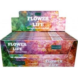 BOX FLOWER OF LIFE NANDITA...