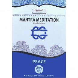 MANTRA MEDITATION GOLOKA 15...