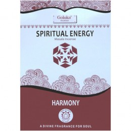 BOX SPIRITUAL ENERGY GOLOKA...