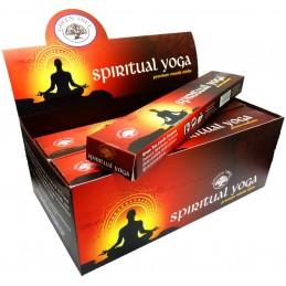BOX SPIRITUAL YOGA GREEN...