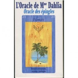ORACLE DE MME DAHLIA ORACLE DES EPINGLES