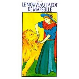 NOUVEAU TAROT DE MARSEILLE