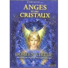 ANGES ET CRISTAUX - DOREEN...