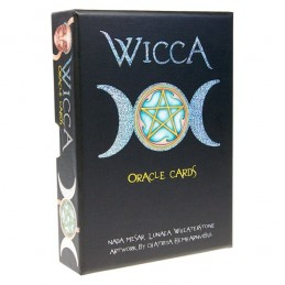 Oracle Wicca - Coffret 32 cartes