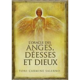L ORACLE DES ANGES DEESSES ET DIEUX - TONI CARMINE SALERNO