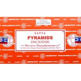 PYRAMIDS DE SATYA 15 GR