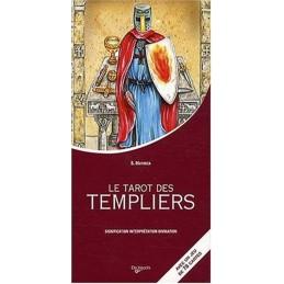 LE TAROT DES TEMPLIERS -...