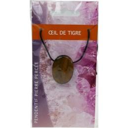 OEIL DE TIGRE PERCEE