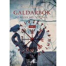 GALDABORK LA VOIX DE 24 RUNES - T 3 - GALDAR SECHADOR