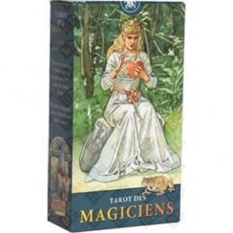 TAROT DES MAGICIENS - ANTONELLA CASTELLI
