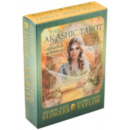 THE AKASHIC TAROT - SHARON ANNE KLINGER