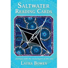 SALTWATER READING CARDS - LAURA BOWEN