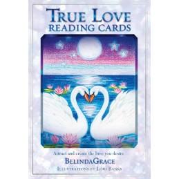 TRUE LOVE READING CARDS - BELINDA GRACE