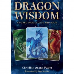 DRAGON WISDOM ORACLE - CHRISTINE ARANA FADER