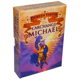 L'Archange Michaël - Coffret livret + 44 cartes