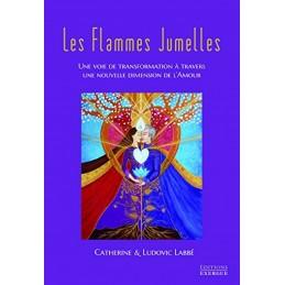 LES FLAMMES JUMELLES - CATHERINE LABBE