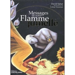 MESSAGES DE VOTRE FLAMME JUMELLE - DAVID SABAT