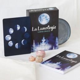 LA LUNOLOGIE - CARTE COFFRET- YASMIN BODIN
