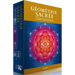 GEOMETRIE SACREE - CARTES D ACTIVATION - LON