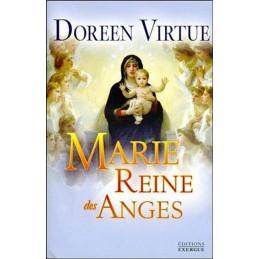 MARIE REINE DES ANGES - LIVRE - DOREEN VIRTUE