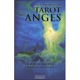 LE GRAND LIVRE DU TAROT DES ANGES - DOREEN VERTUE