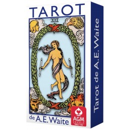 TAROT RIDER WAITE- MINI -AGM