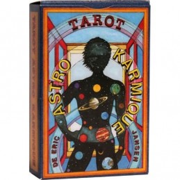 TAROT ASTRO KARMIQUE - ERIC JANSEN