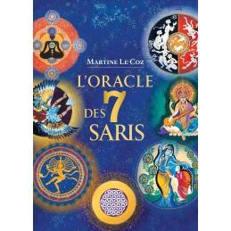 L ORACLE DES 7 SARIS - MARTINE LE COZ