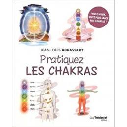 PRATIQUEZ LES CHAKRAS - JEAN LOUIS ABRASSART