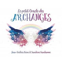 LE PETIT ORACLE DES ARCHANGES - SANDRINE VANDAMME - JEAN FREDERIC KRINE