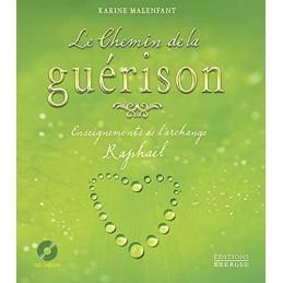 LE CHEMIN DE LA GUERISON - KARINE MALENFANT