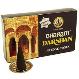 Cônes d'encens - Darshan 12 CONES + 2 OFFERT