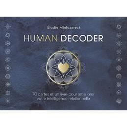 HUMAN DECODER - ELODIE MIELCZARECK