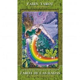 TAROT DES LUTINS - FAIRY TAROT - VERSION GRANDE -