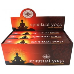 SPIRITUAL YOGA 15 GR