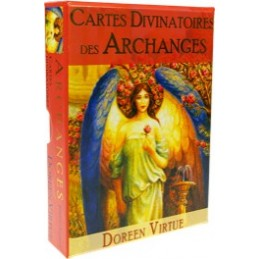 Cartes divinatoires des Archanges DOREEN VIRTUE