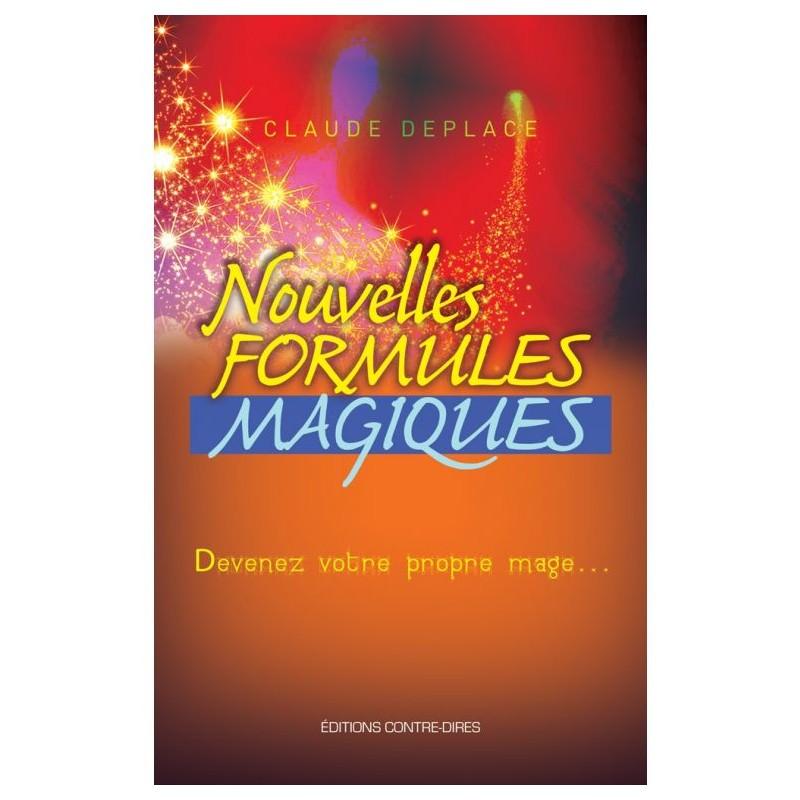NOUVELLES FORMULES MAGIQUES - CLAUDE DEPLACE